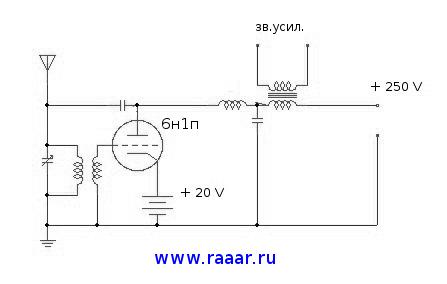 добавить в схему резистор